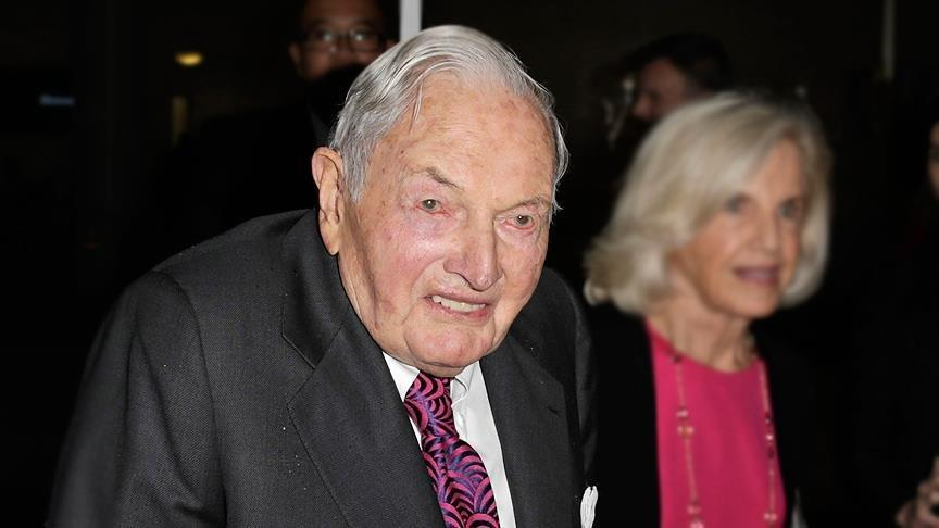 Rockefeller'a hücum… Bir gecede 646 milyon dolar!