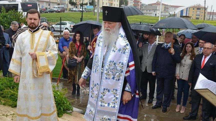 Ruslar Gelibolu'da anma gerçekleştirdi