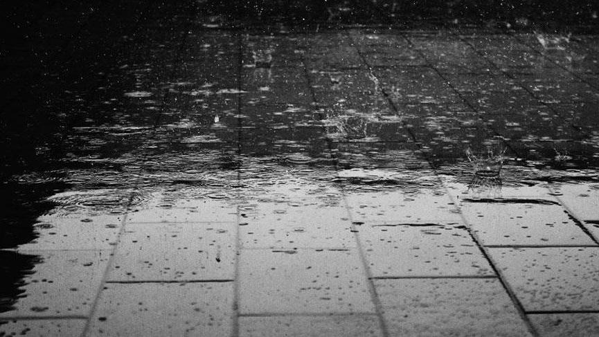 Meteorolojiden 4 il için kritik sağanak yağış uyarısı