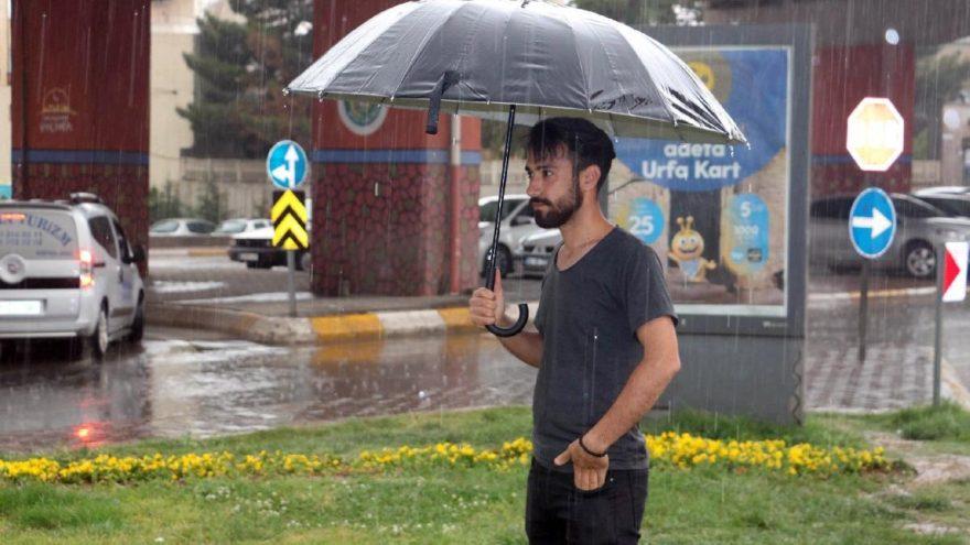 Meteoroloji'den hava durumu raporu: Sıcak havaya aldanmayın, yağmur geliyor