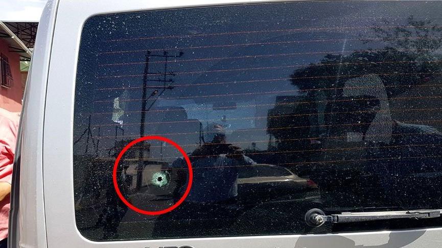 Hatay'da hırsızlık ihbarına giden polislere ateş açıldı: 2 polis yaralı