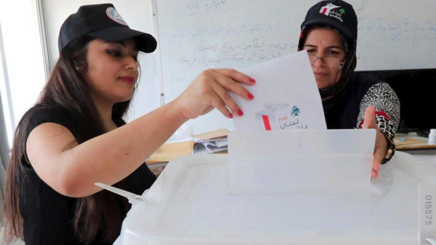 Lübnan'da sandıktan Şii Hizbullah çıktı