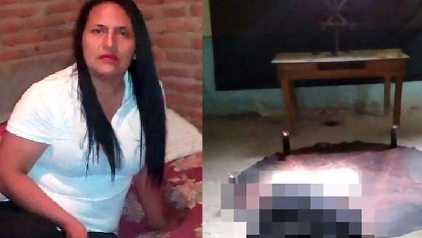 6 çocuk annesini evinin önünden kaçırıp 'lanetin sona ermesi için' satanist ritüelinde öldürdüler
