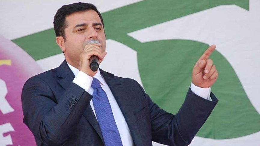 Selahattin Demirtaş'tan 'seçim' mazereti