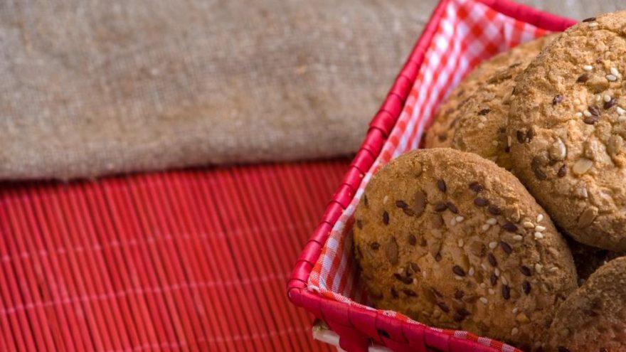 Yulaflı kurabiye tarifi: Tanesi 40 kalori!