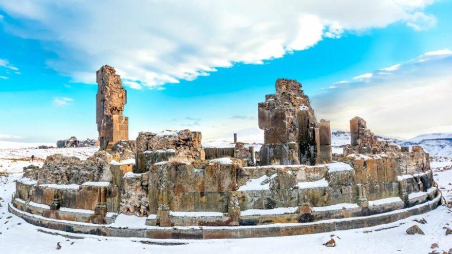 Kars gezilecek yerler: Doğu Ekspresi yolculuğunun son durağı Kars'ın tarihi ve turistik yerleri