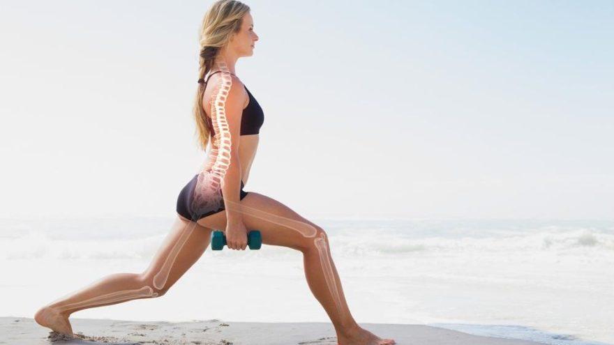Kemik erimesine karşı önlem: Çok zayıflamayın