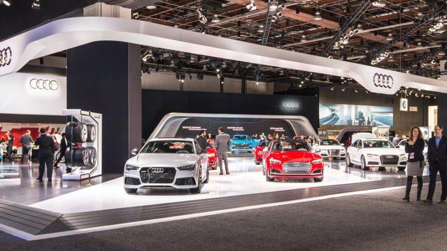 Audi de katılmıyor!
