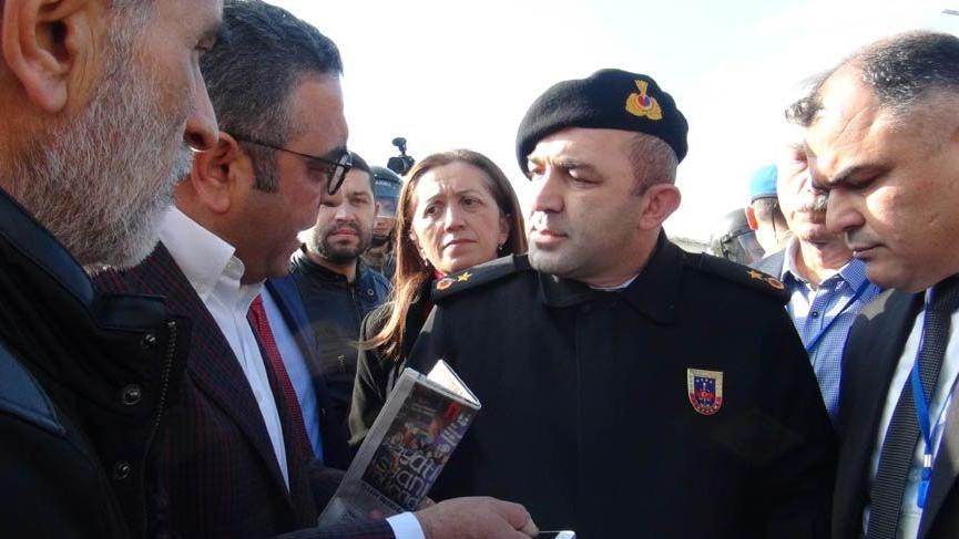 Silivri İlçe Jandarma Komutanı gözaltına alındı
