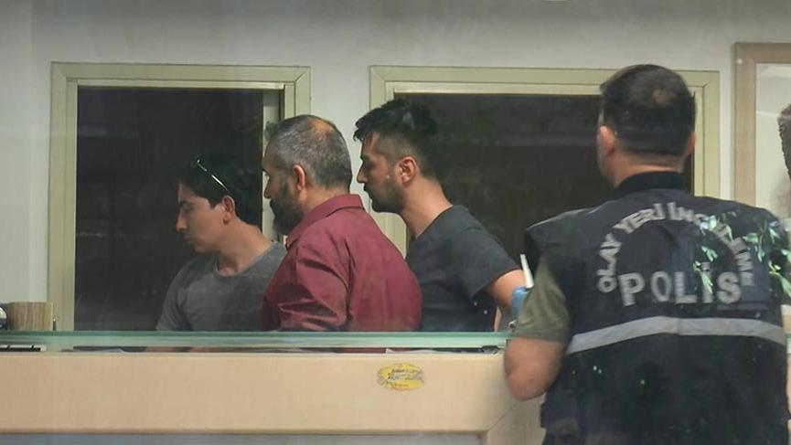 İstanbul'da maskeli ve silahlı PTT soygunu!