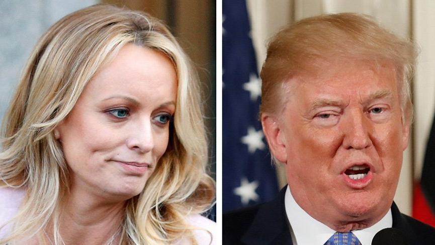 Porno yıldızından Trump'a dava