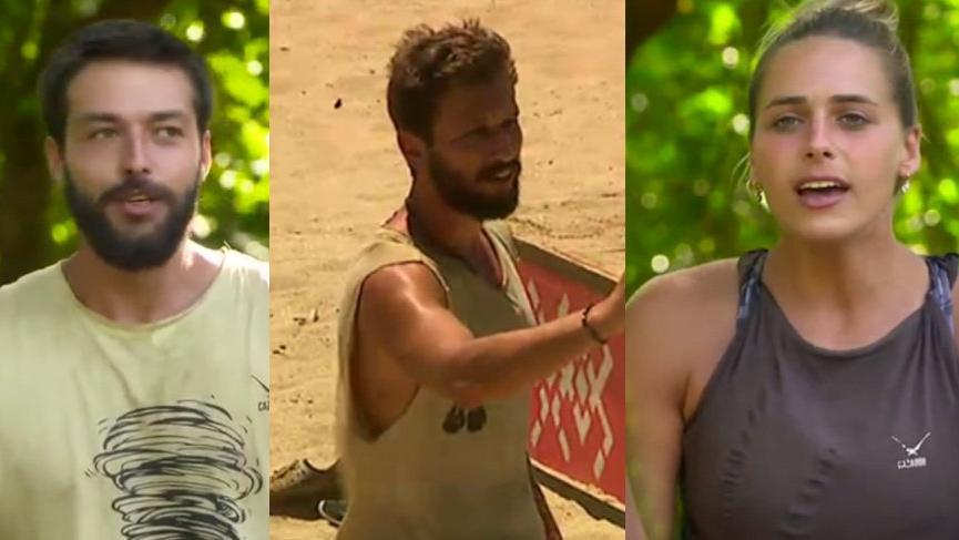 İki yarışmacının ailesi Dominik'e geliyor! Survivor son bölümde sembol oyununu kim kazandı?