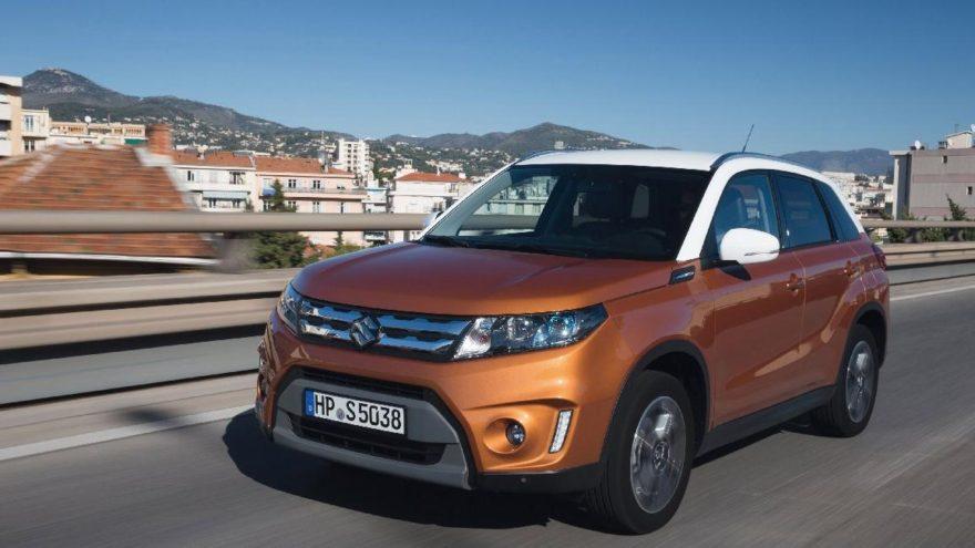 Suzuki Vitara'da 4 bin TL'ye varan özel satın alma avantajı!