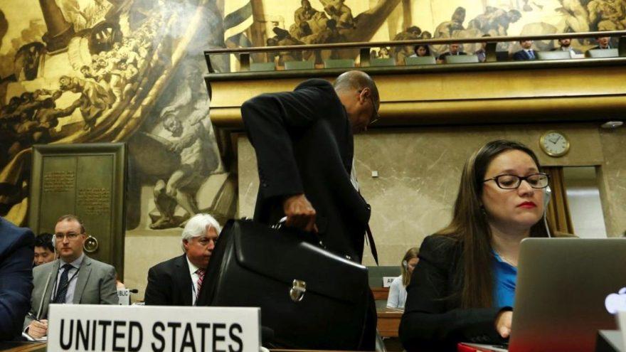 ABD'den Suriye'nin BM başkanlığına tepki
