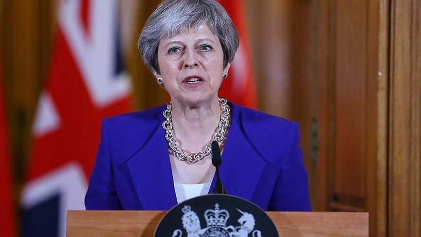 İngiltere Başbakanı Theresa May'den Gazze açıklaması
