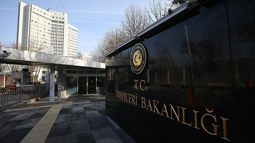 Türkiye İsrail Büyükelçisi'ni gönderdi