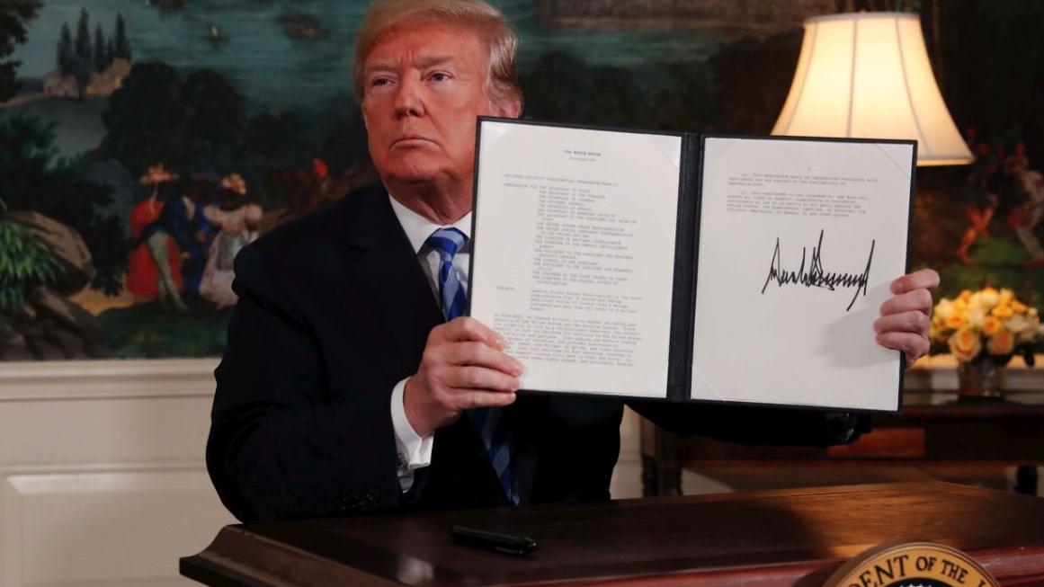 ABD'nin İran kararına tepkiler dinmiyor