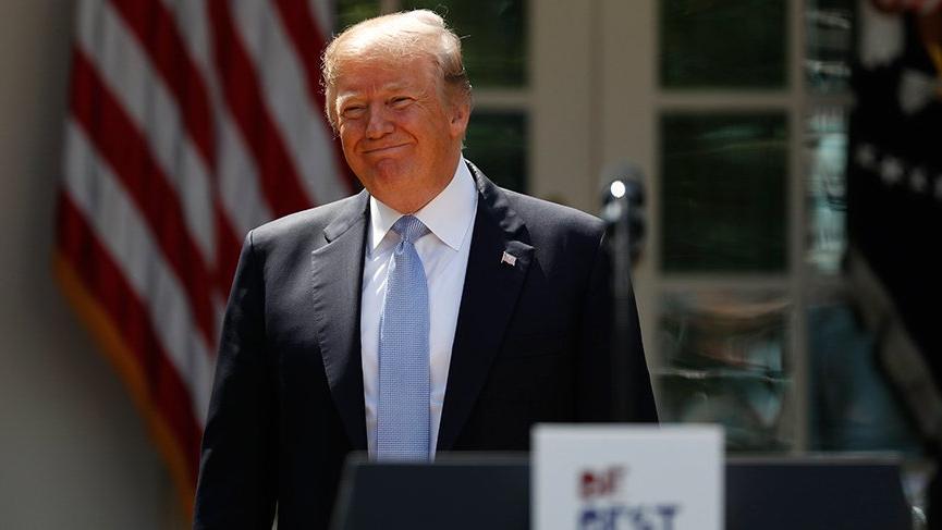 Trump'tan, İran'la imzalanan nükleer anlaşmayla ilgili açıklama