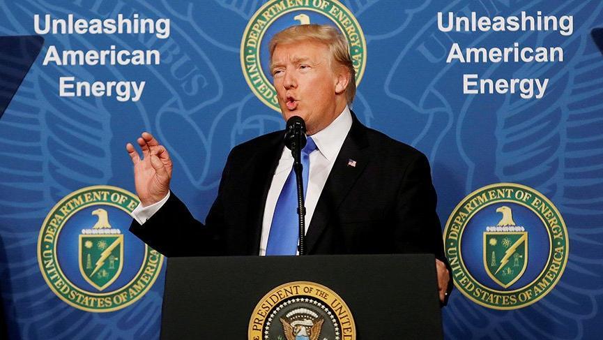 Son dakika: Trump İran anlaşmasından çekildiğini canlı yayında açıkladı