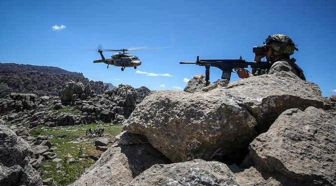 Kars ve Siirt'te PKK'ya ağır darbe!