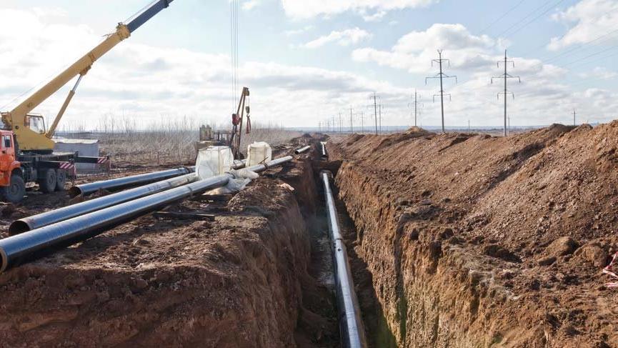 Türk Akımı Projesi için Gazprom'la protokol yapıldı