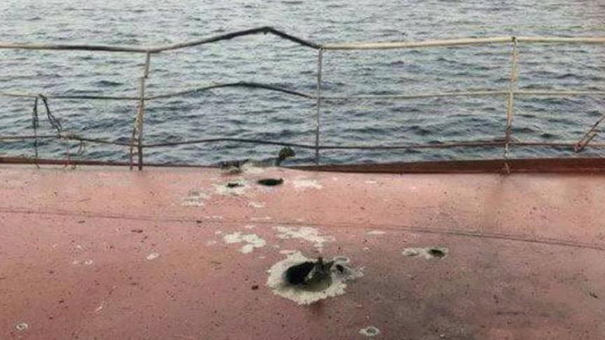 Yemen'de Türk gemisine saldırı iddiası