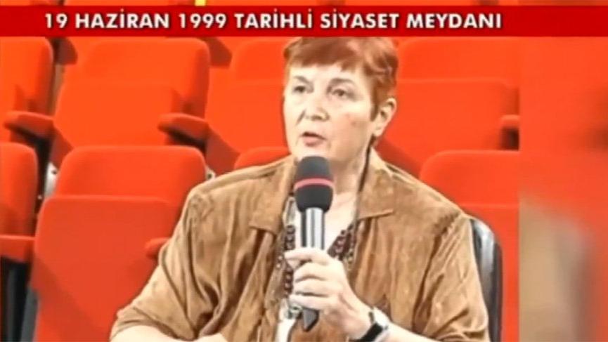 Türkan Saylan Türkiye'yi böyle uyarmıştı