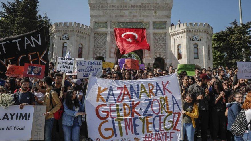AKP'nin kurduğu üniversiteler sınıfta kaldı!