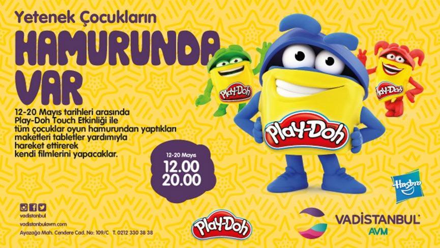 Hamur Karakterler Vadistanbul'da Canlanıyor!