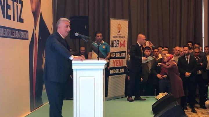AKP milletvekili adayından skandal sözler…