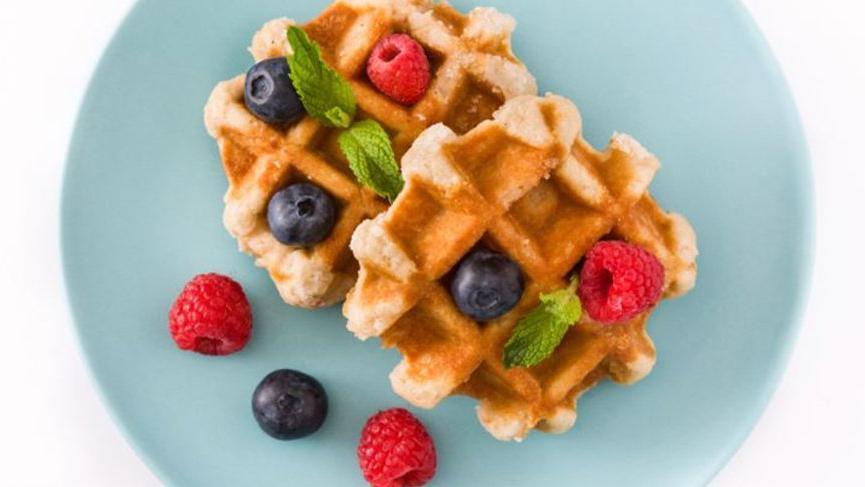 Waffle nasıl yapılır? İşte son dönemin popüler tatlısı waffle tarifi ve kalori miktarı