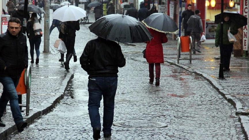 Dikkat hafta sonu yağışla geliyor! Meteoroloji'den hava durumu haberleri…