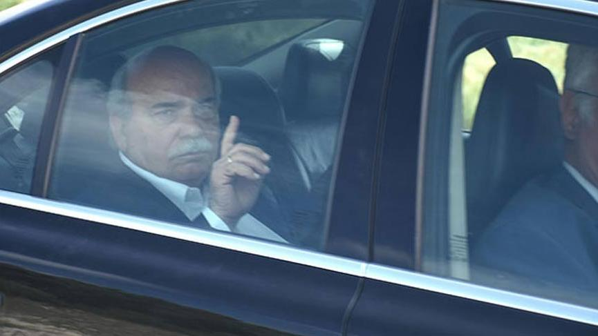 Yunan Parlamento Başkanı'ndan sürpriz ziyaret!