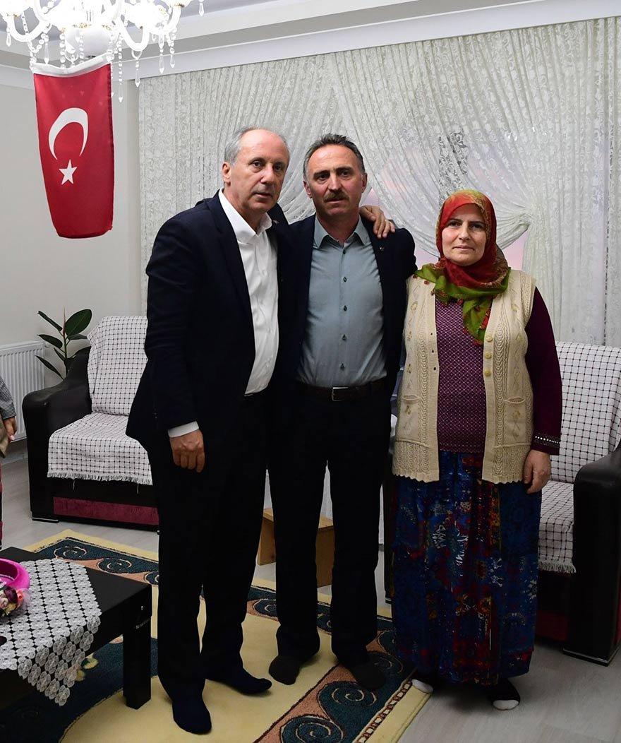 FOTO: Zekeriya Albayrak- Muhammed Yıldırım ve ailesi