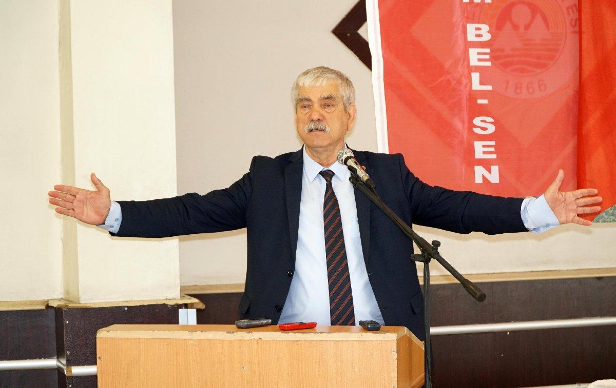 FOTO:SÖZCÜ/ Kılıçdaroğlu'nun İstanbul'dan aday olacağı ve İzmir'deki yerini DİSK Genel Başkanı Kani Beko'ya bırakacağı öğrenildi.