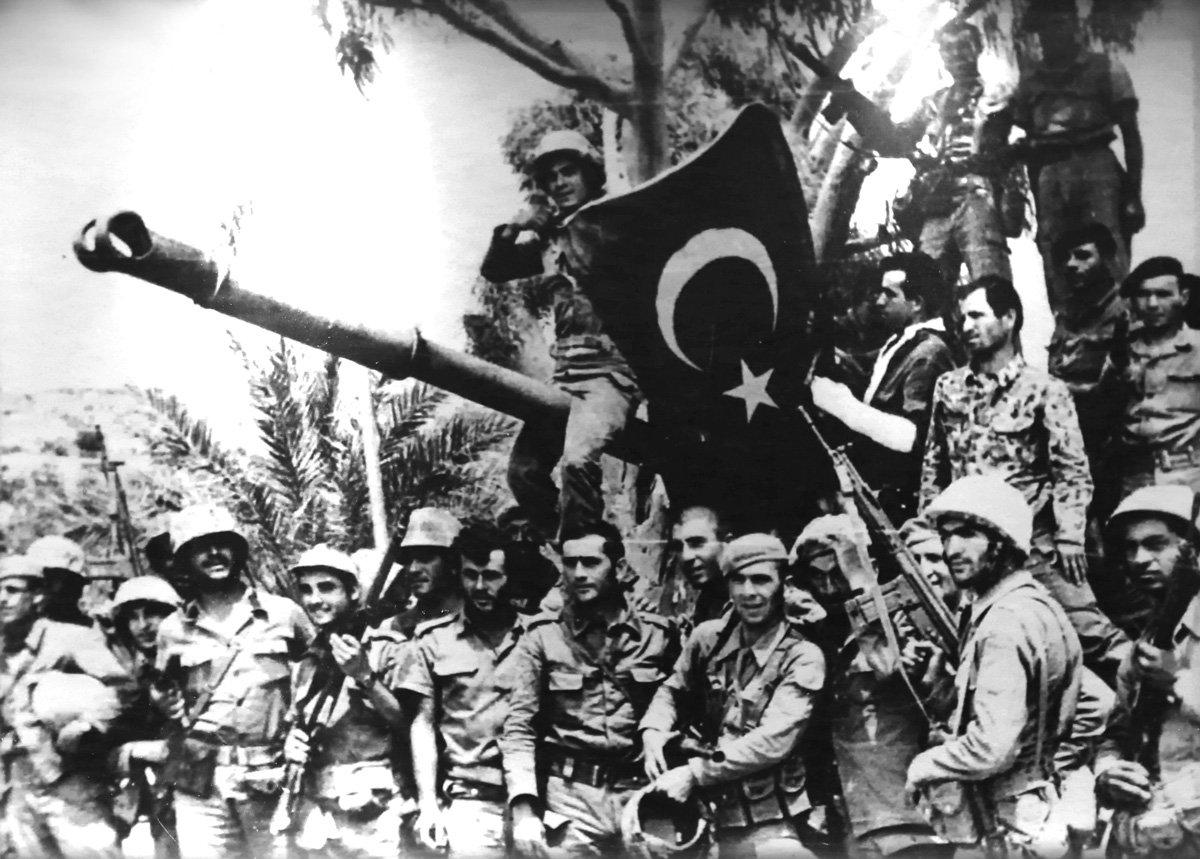 FOTO:depophotos - CHP-MSP koalisyonunda Kıbrıs Barış Harekatı düzenlendi.