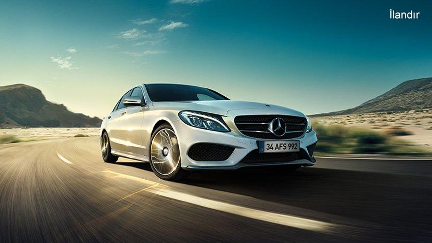 Mercedes-Benz C-Serisi Fırsatı
