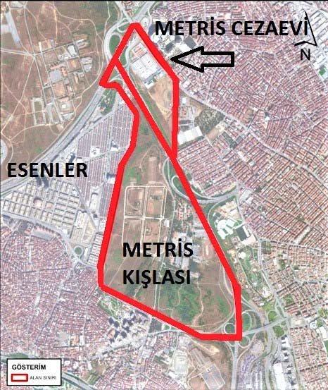 metris-harita