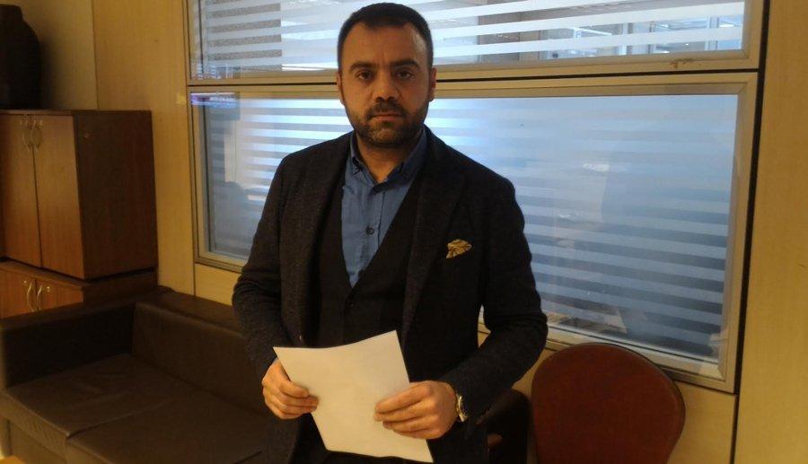CHP İBB Meclis Üyesi Nadir Ataman