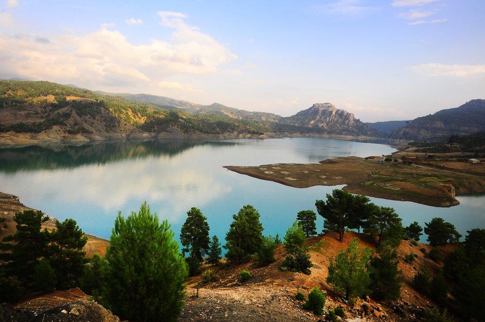 Menzelet Barajı