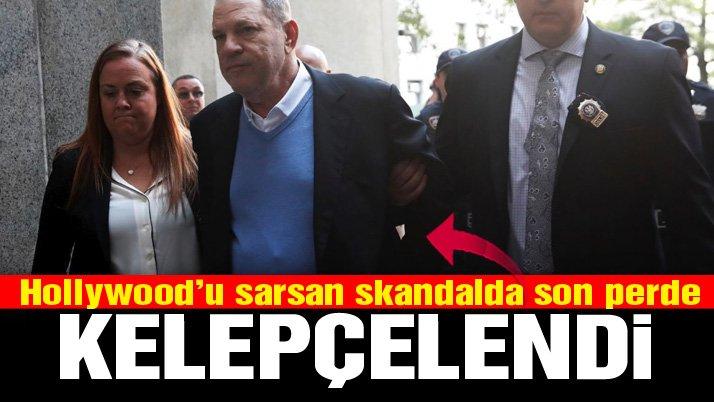 Dünyaca ünlü yapımcı tecavüz suçlamasıyla gözaltına alındı