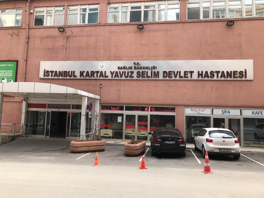FOTO:SÖZCÜ - Kartal Devlet Hastanesi taşınıyor.