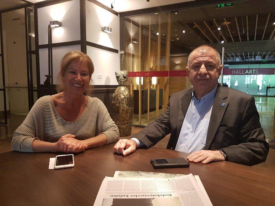 İYİ Parti Genel Başkan Yardımcısı Ümit Özdağ, Nil Soysal'ın sorularını yanıtladı.