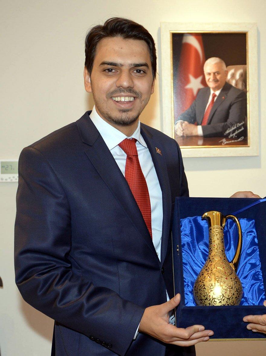 KUZEN Başbakanlık Yurtdışı Türkler ve Akraba Topluluğu Başkanı Abdullah Eren