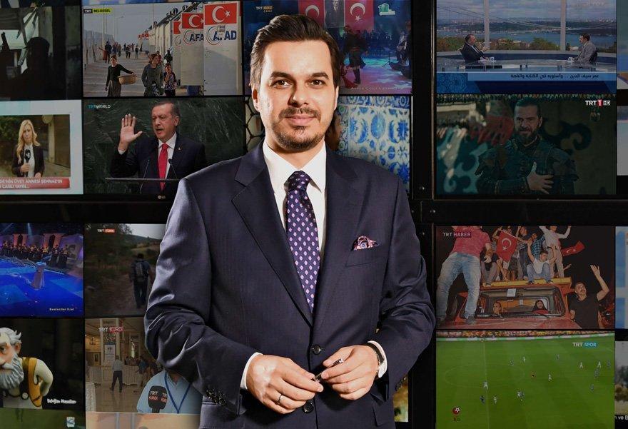 KUZEN TRT Genel Müdürü İbrahim Eren