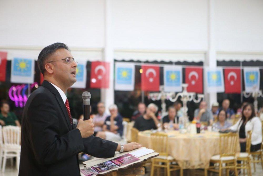 İstanbul 2. Bölge: Fatih Mehmet Şeker