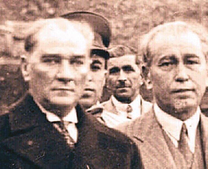 Atatürk ve Fethi Okyar