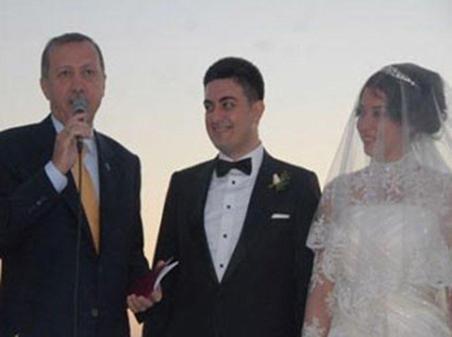 Hasan Tahsin Mutlu'nun nikah şahitliğini o dönem Başbakan olan Erdoğan yapmıştı