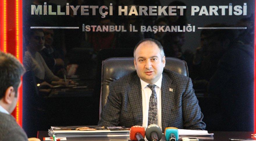 Yıllardır MHP İstanbul İl Başkanlığı görevini yürüten Bülent Karataş, geçtiğimiz ay görevinden istifa ederek, milletvekili adayı oldu.