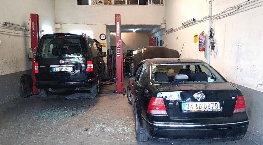 Geçtiğimiz yıl Temmuz ayındaki dolu felaketinde İstanbul'da binlerce araç hasar görmüştü.